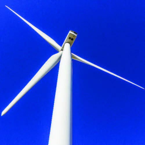 Wind power generator-01